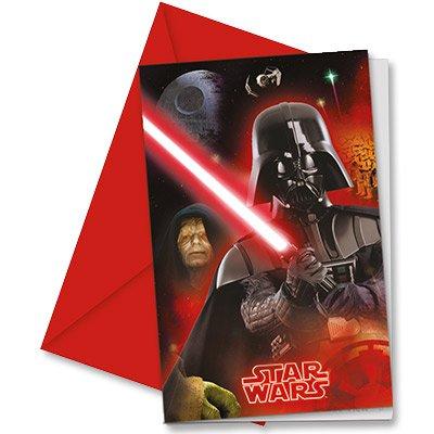 Приглашения Звездные войны Битва 1403-0115
