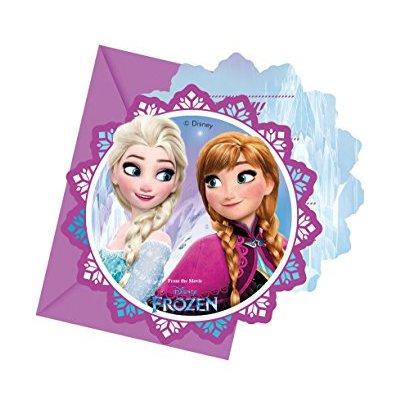 Приглашения Frozen Северное Сияние 1403-0130