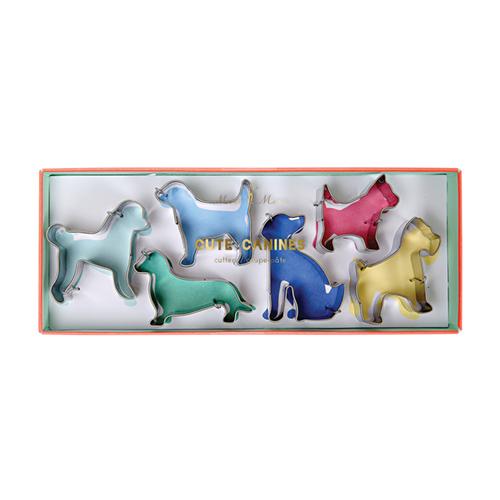 """Формочки для печенья """"Собачки"""", 6 шт. 146998"""