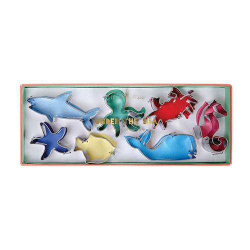 """Формочки для печенья """"Подводный мир"""" 147043"""