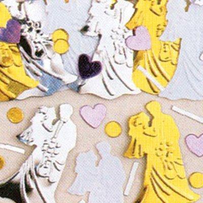 Конфетти Жених и Невеста 14гр 1501-0416