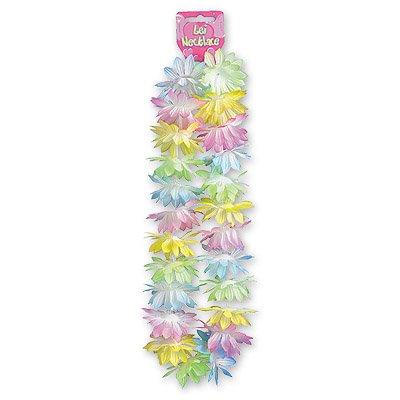 Гавайи Цветы пастель 66см 1501-0708