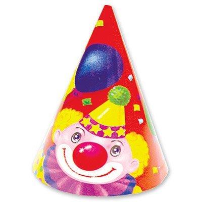 Колпак Клоун с шарами 1501-0778