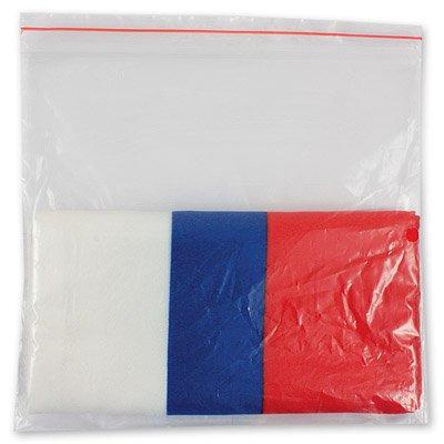Флаг триколор, большой без древка 1501-0890