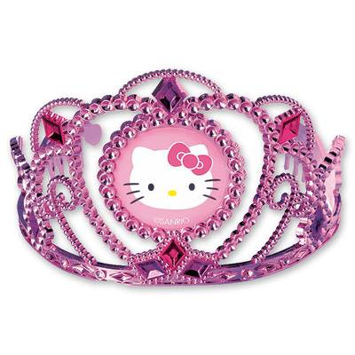 Тиара Hello Kitty 1501-1394