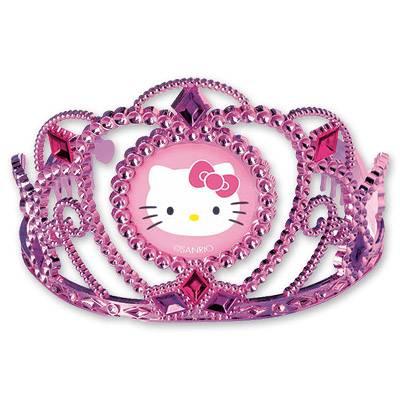Тиара Hello Kitty 1501-1394