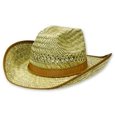 Шляпа соломенная Ковбойская 1501-1418