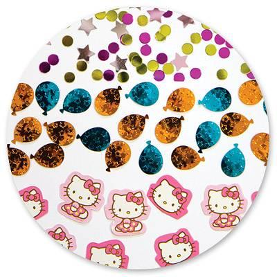 Конфетти Hello Kitty, 3 вида, 34 грамма 1501-1511
