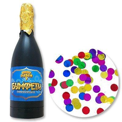 Хлопушка Бумфети Шампанское 30 см 1501-2064