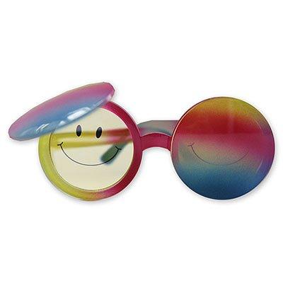 Очки Улыбка радуга круглые 1501-2117