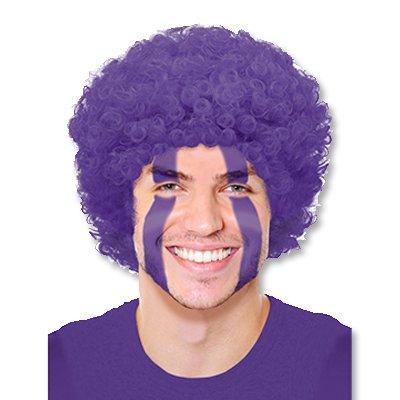 Парик Кудрявый Фиолетовый 1501-2174