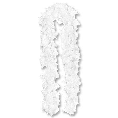 Боа белое, 180 см 1501-2297