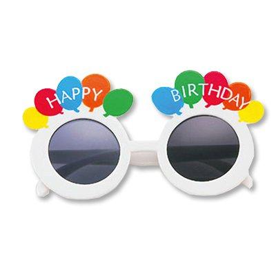 """Необычные очки """"С Днем Рождения"""" Шары 1501-2434"""