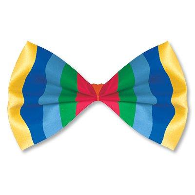 Галстук-бабочка радужный 1501-2463