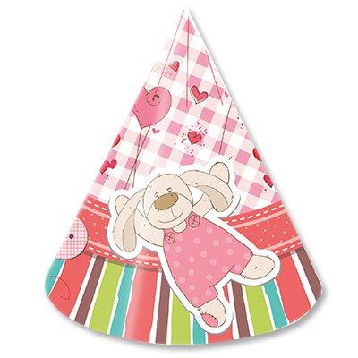 Колпачки Мини Детские, 6 штук 1501-2562
