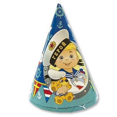 Колпаки Морячок, 6 штук 1501-2601