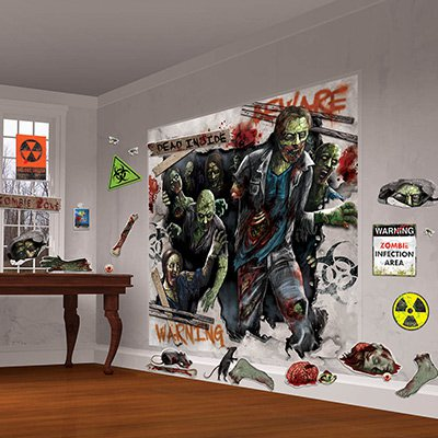 Декор-комплект Зомби 1501-2816