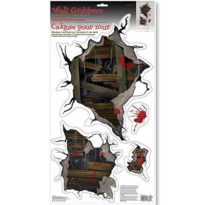 Наклейки на стену Дом призраков 1501-2817