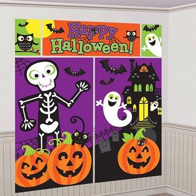 Декорация HWN Забавный Хэллоуин 1501-3234