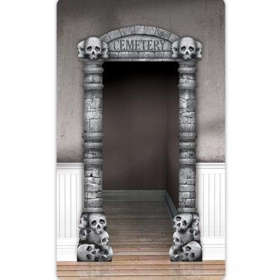 Декорация HWN Мертвецы 114смx236см 1501-3238