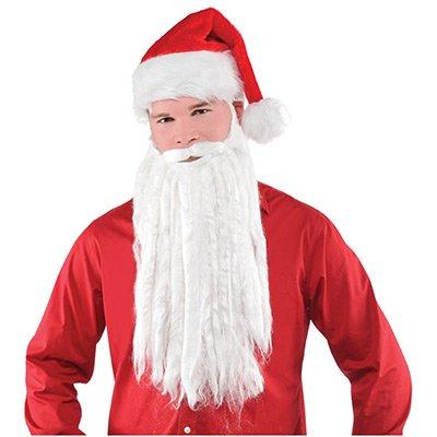 Борода Санта Клауса 1501-3456