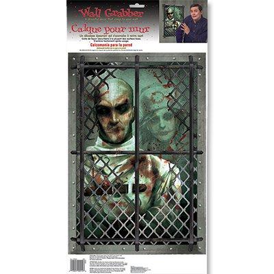 Наклейка на стену HWN Лавка Ужаса Люди 1501-3469