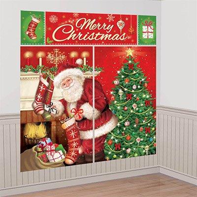 Декорация Волшебное Рождество, 165 190см 1501-3780