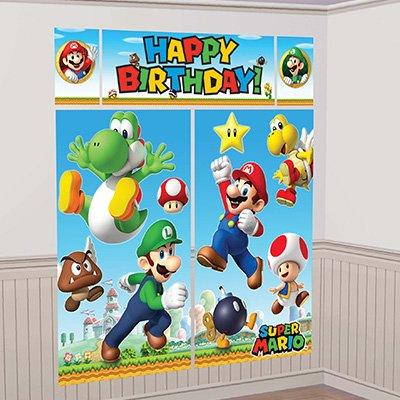 Декорация Супер Марио, 165 190 см 1501-3945