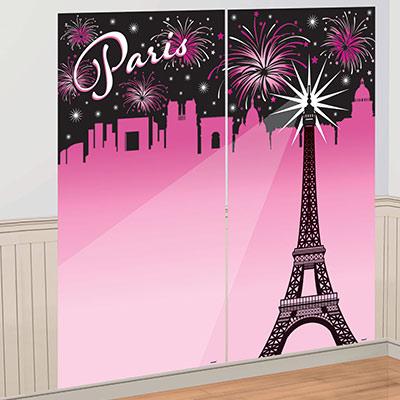 Декорация День в Париже, 170x165см 1501-4077