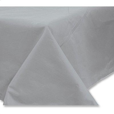 Скатерть бумажная Серебро, 1,4х2,7 м 1502-0201