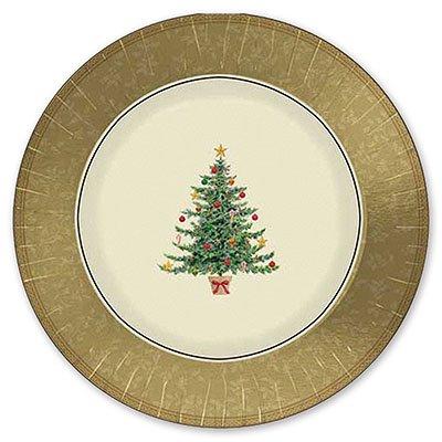 Тарелка Елка Рождество, 8 шт. 1502-0797