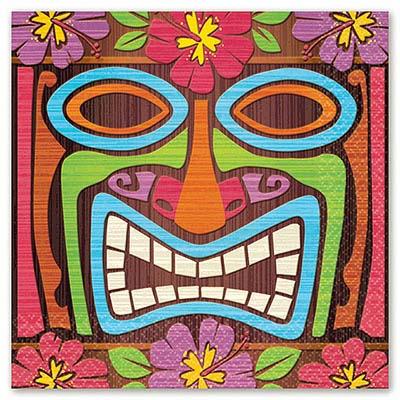 Салфетка Гавайи Тотем, 16 шт 1502-0884