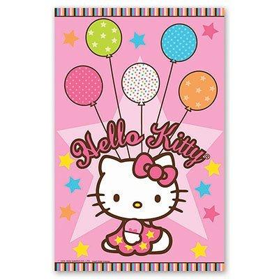 Скатерть Hello Kitty 1,4х 2,6 м 1502-0933