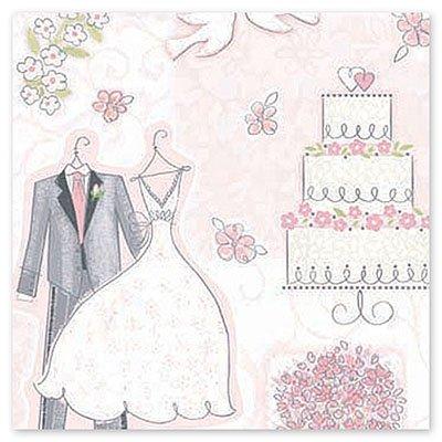 Скатерть Свадьба Романтика, 1,4х2,6м 1502-1076