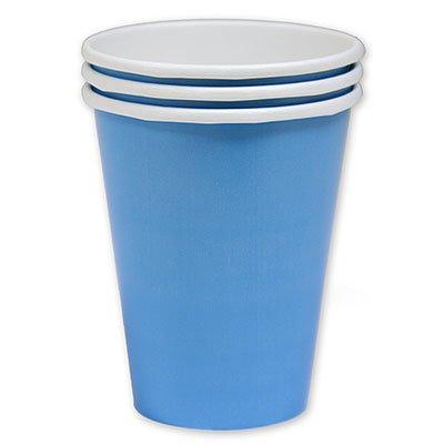 Стаканы голубые Карибы, 8 штук 1502-1100