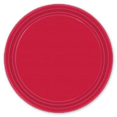 Тарелки Красное Яблоко, 17 см, 8 штук 1502-1107