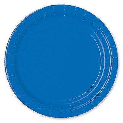 Тарелка Синее Море 17см, 8 штук 1502-1109