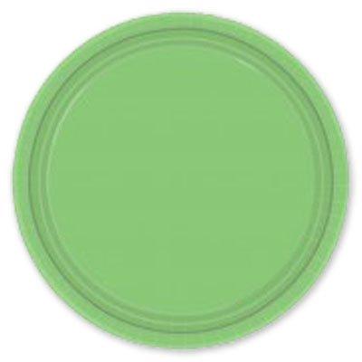 Тарелки зеленые Киви, 8 штук 1502-1110