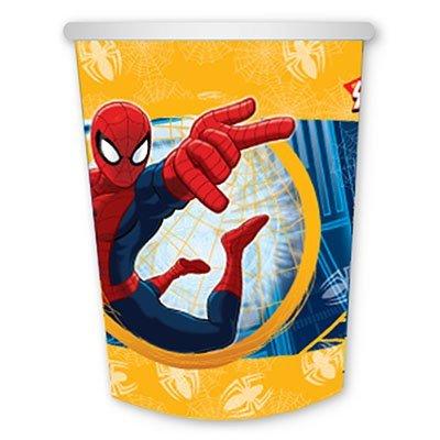 Стаканы бумажные Человек-Паук, 6 штук 1502-1167