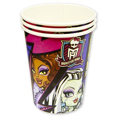Стаканы Monster High 1502-1325
