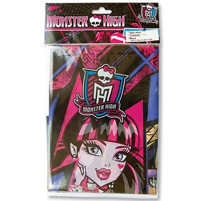 Скатерть Monster High 1,2х1,8м 1502-1331