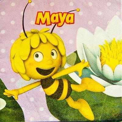 Салфетки Пчелка Майя 1502-1400