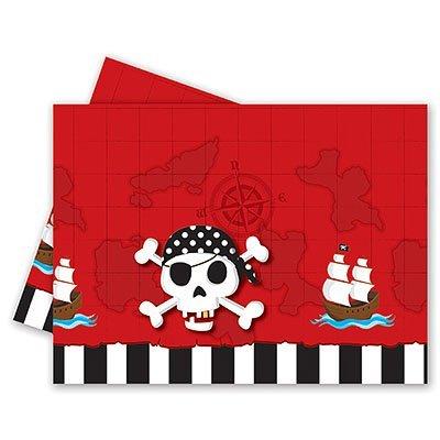 Скатерть п/э Пираты, 1,2мх1,8м