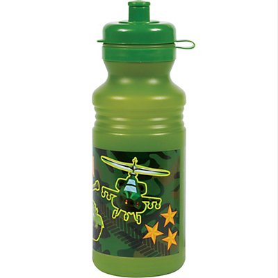 Бутылка спортивная Камуфляж, 530 мл 1502-1548