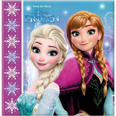 Салфетки Frozen Северное Сияние