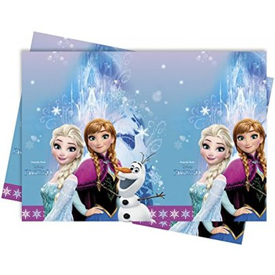 Скатерть п/э Frozen Северное Сияние 1502-2032