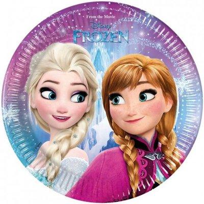 Тарелки малые Frozen Северное Сияние 1502-2040