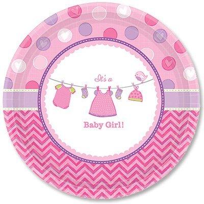Тарелки малые Любимая Дочка, 8 штук 1502-2240