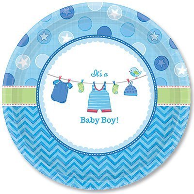 Тарелки малые Любимый Сыночек, 8 штук 1502-2241