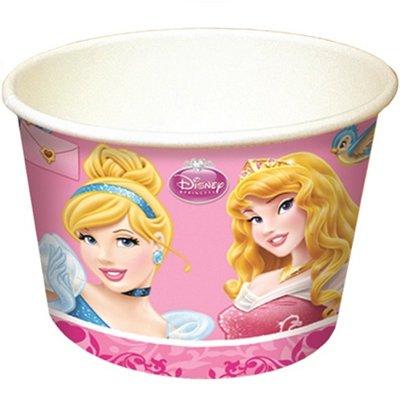 Стаканчики для мороженого Принцессы 1502-2773